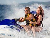 Key West island jet ski tour, kayak tours, paddle board tours, & parasailing