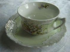 Beautiful old teacup