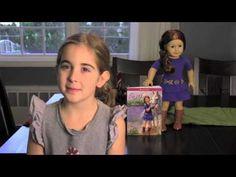 Meet Saige Copeland - The 2013 American Girl Doll Of The Year (SNEAK PEEK)