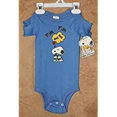 1cdd34e12f Peanuts Baby Snoopy Onesie Outfit w Socks Booties Baby Snoopy