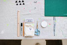 [Rosettes & Pennants Class // The School] » Marsha Golemac / Blog