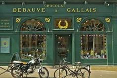 Chocolatier Debauve et Gallais