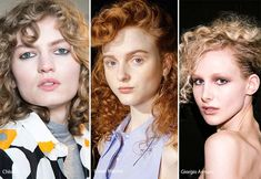 Fall/ Winter 2016-2017 Hairstyle Trends: Curly Hairstyles