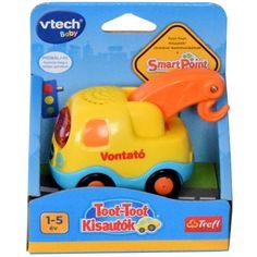 Toot-toot kisautók: Vontató autó - Vtech