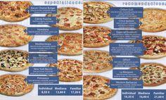 Ideas ingredientes pizzas