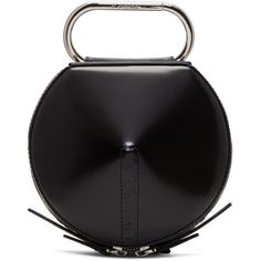 3.1 Phillip Lim - Black Alix Circle Clutch