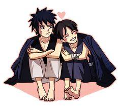 Madara & Hashirama | Naruto