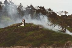 An Ethereal Island Wedding Shoot