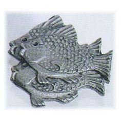 Emenee Decorative Hardware  School Of Fish ( Left ) Cabinet Knob