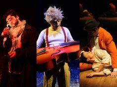 Durante cinco dias, o público pode conferir três espetáculos do grupo os Satyros, com entrada totalmente Catraca Livre.