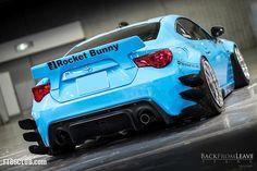 Scion FRS Rocket Bunny...