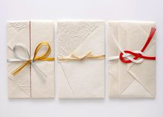 Japanese Gift Wrapping: All About The Folding Arts | PingMag : Art, Design, Life…