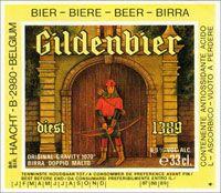 Etiquettes des bières de la brasserie Haacht