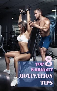 Working out really is a state of mind, and motivation is key. Of course getting motivated to follow these tips is another thing. Maybe we need another Top 8 List? ☺    #motivation #fitfam #fitspo