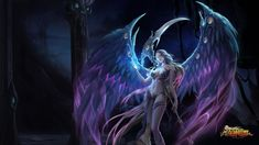 Welcome to League of Angels Forum. You can discuss League of Angels here. Meet other gamers and talk something about League of Angels! League Of Angels, Fantasy Angel, Anime Fantasy, Angel Warrior, Fantasy Warrior, Legend Of Angels, Fantasy Women, Fantasy Girl, Ashe League Of Legends