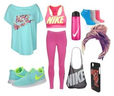 """""""NIKE!!"""" by abby-loveshorses-braswell on Polyvore"""