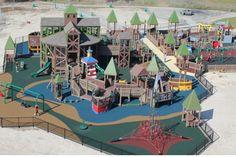 Lake Charles, LA Playground