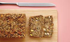 Multigrain Maple Nut Bread - Maple from Canada Barre Energie, Multigrain, Gateaux Cake, Toasted Sesame Seeds, Water Recipes, Nutrition, Healthy Desserts, Banana Bread, Gluten Free Recipes