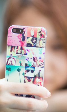Print your favorite Instagram photos into custom iPhone & Samsung cases at @casetify