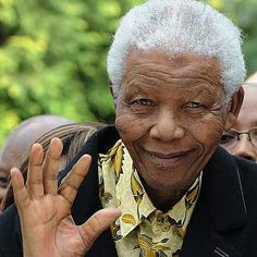 Madiba - what a beautiful man! My friend, Steve Biko, who was at University with me and who was killed by the South African police in the '70s would have been such a man as Mandela! See the movie Cry Freedom about Steve's life ....