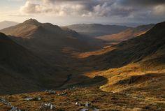 Scotland's Finest Mountains | Gleann na Guiserein