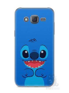 Capa Capinha Samsung J5 Stitch #1 - SmartCases - Acessórios para celulares e tablets :)