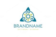 For sale. Only $29 - circle, leaf, flame, Celtic, cycle, dynamic, continuous, fan, collaboration, ring, triangle, element, fluent, rotation, cooperation, spin, three, knot, trinity, twirl, circulation, whirl, alliance, propeller, rune, triquetra, ornament, synergy, natural, logo, design, template,