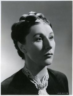 Judith Anderson as Mrs. Danvers in Alfred Hitchcock's Rebecca