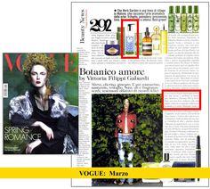 Olio corpo Erbe Alpine di Tuttotondo su Vogue! www.tutto-tondo.com