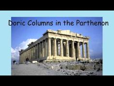Students will learn defining elements of classical Greek architecture by comparing the Lincoln Memorial with the Parthenon in Athens, Greece. Greece Architecture, Ancient Greek Architecture, Art And Architecture, 3rd Grade Social Studies, Teaching Social Studies, Classical Greece, Parthenon, Acropolis, History Classroom