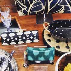 Goodies at this weekend's @bungalow300 pop-up!
