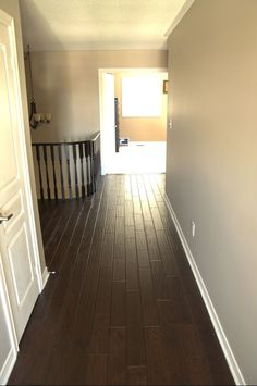 New Hardwood Flooring throughout the house