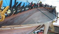 Epoxying a rail Canoe Plans, Boat Plans, Canoeing, Kayaking, Boat Building Plans, Lake Water, Water Crafts, Campers, Carpentry