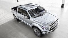 Ford Atlas Concept Truck Auto Show Debut