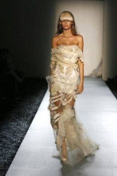 Toni Maticevski Ready-to-Wear Spring/Summer 2008 - Vogue Australia