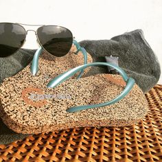 "#corkies #cork #fashion #style #eco #summer #flipflops  FlipFlop Cork&Rubber are made from recycled rubber and cork and are, therefore, one of the world's most environmently-friendly flip flops. These ""havaianas"" inspired quality cork flip flops have catapulted the beach flip flop into the spotlight by combining its chic versatility with invironmentally-friendly and sustainable materials, thus contributing to a more sustainable planet. The manufacturing process and the unique properties of…"
