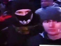 События.Киев от 28.03.2014.Нападение и Штурм Парламента