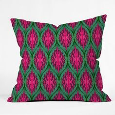 Found it at Wayfair - DENY Designs Wagner Campelo Ikat Leaves Indoor/Outdoor Polyester Throw Pillowhttp://www.wayfair.com/DENY-Designs-Wagner-Campelo-Ikat-Leaves-Indoor-Outdoor-Polyester-Throw-Pillow-NDY4236.html?refid=SBP