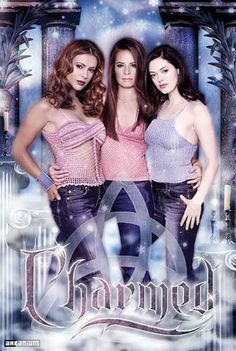 charmed. The three very charming witches.