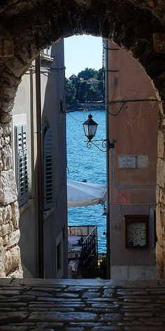Rovinj, Croatia (i've been there :-) )