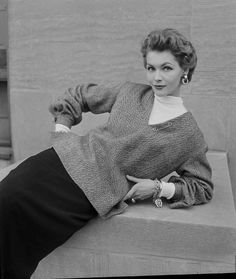 Georgia Hamilton, Photographed By Nina Leen For LIFE Magazine, September, 1951