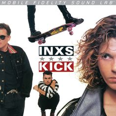 INXS - KICK (NUMBERED LIMITED EDITION Vinyl LP)