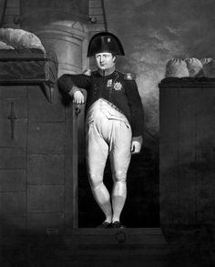 Napoleon Bonaparte. Courtesy of the Library of Congress.