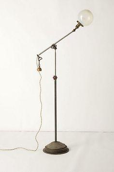 Retro lamps always look great! #homelighting