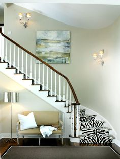 =Art up staircase