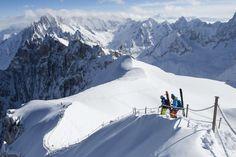 Legendariske Chamonix – for utfordrende skikjøring