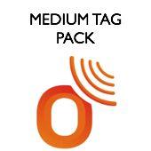NFC MEDIUM Tag Pack (15+ tags, €23.99)