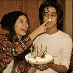 Victoria Justice and Avan Jogia on We Heart It Nickelodeon Shows, Avan Jogia Victorious, Icarly And Victorious, Tori And Beck, Beck Oliver, Camp Rock, Boys Are Stupid, Taylor Kitsch, Bffs