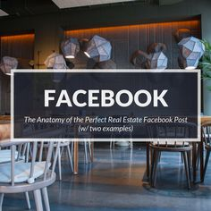 Wondering what you should post to your real estate Facebook Page? Check out…