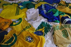 Your country Brazil is among the best 34 soccer national teams in the world. You will always remember a historic championship!! Soccer a beautiful game. www.brasilcopamundotowel.com